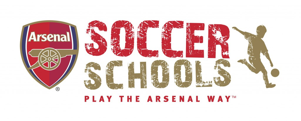 Arsenal Soccer School logo